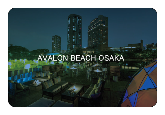 AVALON BEACH OSAKA
